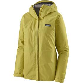 Patagonia Torrentshell 3L jakke Damer, grøn
